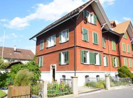 New West Station, apartment in Interlaken