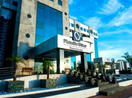 Planalto Bittar Hotel e Eventos, hotel near Meteorology Nacional Institut, Brasilia