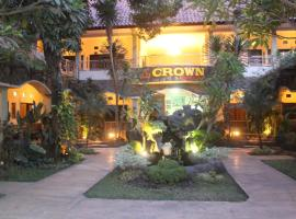 Crown Hotel, homestay in Mataram