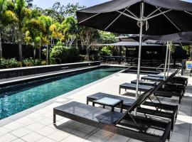 The Bay Apartments, hotel in Hervey Bay