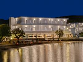 Boutique ''Di Mare'' Hotel & Suites, ξενοδοχείο στην Ποσειδωνία