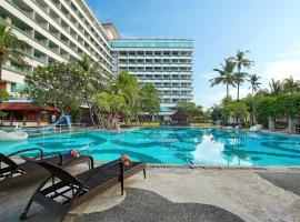 Inna Grand Bali Beach, hotel in Sanur