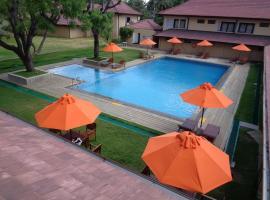 Rajarata Hotel, hotel v destinaci Anuradhápura