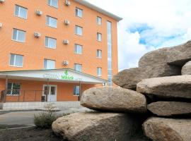 Green Which Tourist Borovoye, hotel in Borovoye