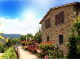 Residence il Poggiolino, hotel a Montecarelli