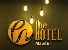 The Hotel Mawtin, hotel in Yangon