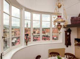 Main Square penthouse, accommodation in Zagreb
