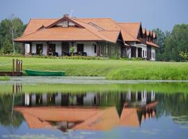 Mazurskie Siedlisko Kruklin – hotel w mieście Kruklin
