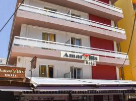 Amaryllis Hotel, hotel in Rhodes Town