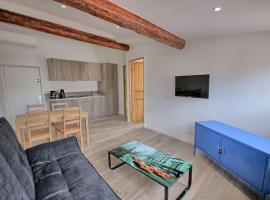 402-Appartement rue James Close, pet-friendly hotel in Antibes