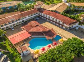 Garça Branca Praia Hotel, hotel in Porto Seguro