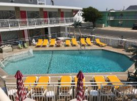 Starfire Motel, hotel near Wildwood Boardwalk, Wildwood