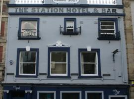 Station Hotel, hotel near Shrewsbury College of Arts and Technology, Shrewsbury