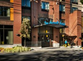 Staypineapple, The Maxwell Hotel, Seattle Center Seattle, hotel near Seattle Center, Seattle