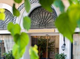 Athens Atrium Hotel & Jacuzzi Suites, hotel in Athens