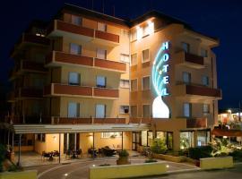 Hotel il Delfino, hotell i San Vincenzo