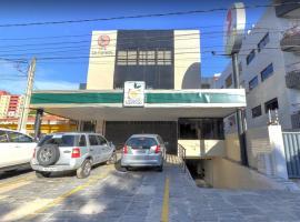 Hotel Tamarsol, hotel near Arruda Camara Park - Bica, João Pessoa