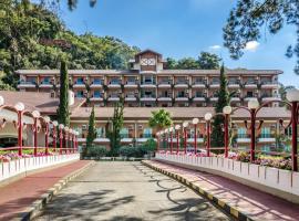 Hotel Recanto das Hortênsias, hotel in Passa Quatro