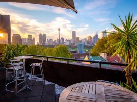 Sydney Potts Point Central Apartment Hotel, íbúð í Sydney