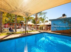 Alice Lodge Backpackers, hotel in Alice Springs