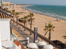 Hotel Playa de Regla, hotel in Chipiona