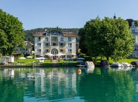 Villa Christina, hotel in Pörtschach am Wörthersee