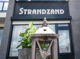Strandzand, apartment in Noordwijk aan Zee