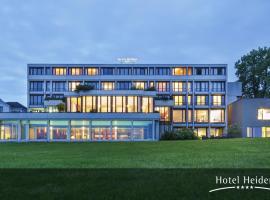 Hotel Heiden - Wellness am Bodensee, hotel near St. Gallen-Altenrhein Airport - ACH,
