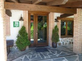 Hotel Rural El Valle, hotel en Rascafría