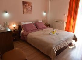 40 Platania Hotel, hotel a Loutra Edipsou