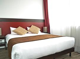 Residhotel Lille Vauban, apartment in Lille