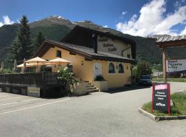 Hotel Pizzeria Selva, hotel a Zernez