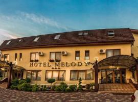 Hotel Melody, hotel in Satu Mare