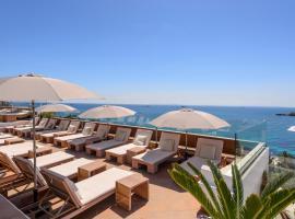 Hotel Cenit & Apts. Sol y Viento, vacation rental in Ibiza Town