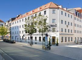 Hotel Blauer Bock, hotel in Altstadt-Lehel, Munich