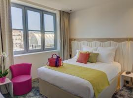 Best Western Plus Comedie Saint Roch, pet-friendly hotel in Montpellier