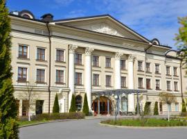 Отель Волжская Ривьера, гостиница в Угличе