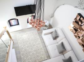 The Chapel Chester - Boutique Apartments, hotel near Chester Castle, Chester