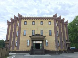 Hotel Rodos, отель в Тюмени