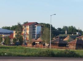Gros Hotel - Leskovac, hotel in Leskovac