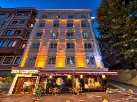 Santa Sophia Hotel - İstanbul, viešbutis Stambule