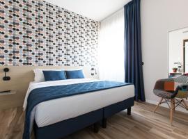 Aparthotel Isola, camera con cucina a Milano