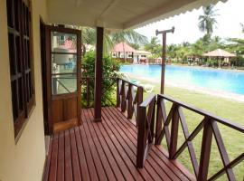 Praia Accommodation, hotel in São Tomé