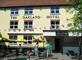 The Oakland Hotel, hotel near Southend Central Library, Woodham Ferrers