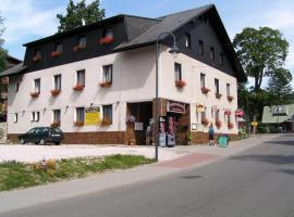 Hotel Anna, отель в Гаррахове