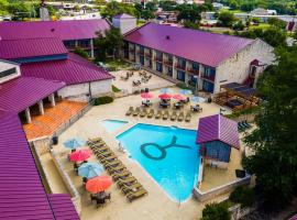 Y O Ranch Hotel and Conference Center, hotel in Kerrville