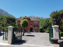 Hotel El Torrejón, hotel en Arenas de Cabrales