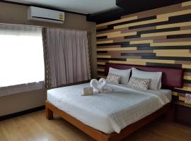 Cactus Resort & Hotel, hotel in Khon Kaen