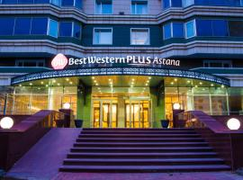 Best Western Plus Astana Hotel, hotel in Astana