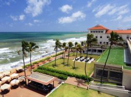 Galle Face Hotel, hotel in Colombo